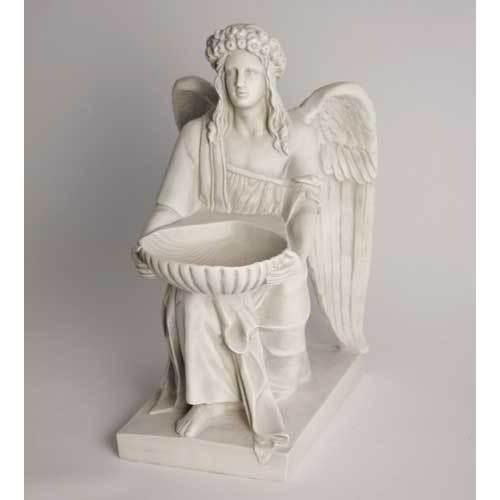 Angel With Dish 8