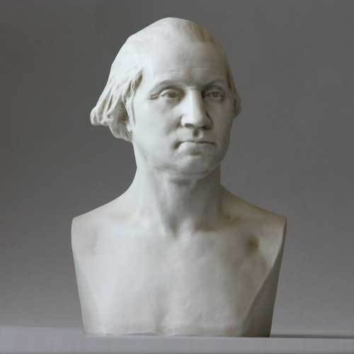 Washington Houdon Bust 9