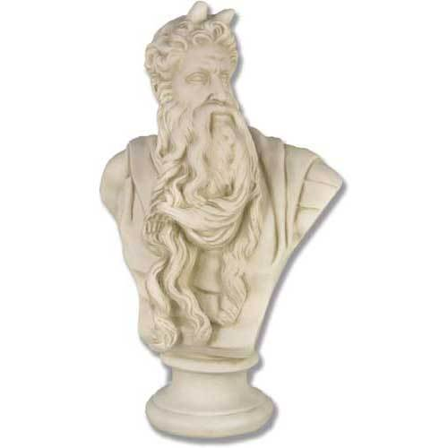 Moses Bust Michlangelo 23
