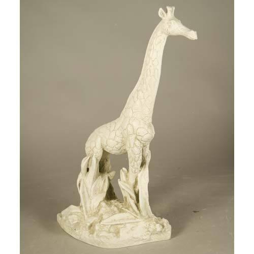 """Giraffe On Prairie 24""""h"""