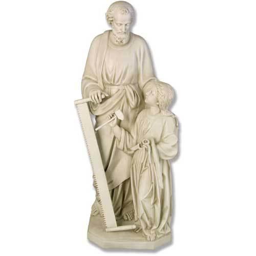 Joseph & Child with Tools 55