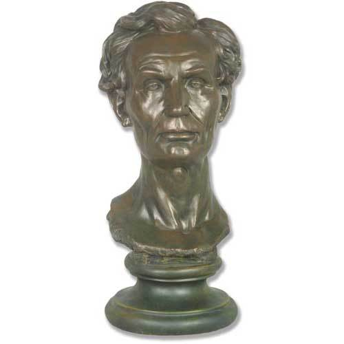 "LINCOLN CLASSIC BUST 20""H"
