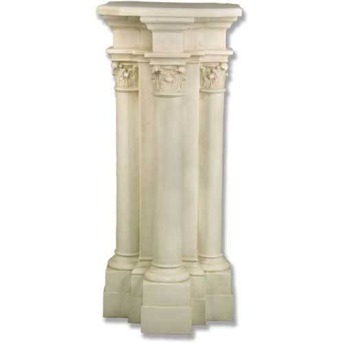 Louis Cathedral Pedestal 44