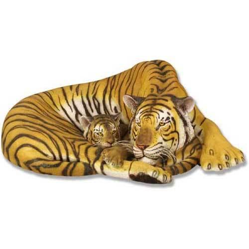 Tiger & Cub-Full Color