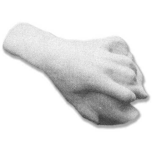 Left Hand with Cloth