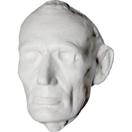 Lincoln Life/Death Mask