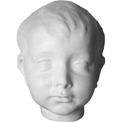 Infant Christ Mask