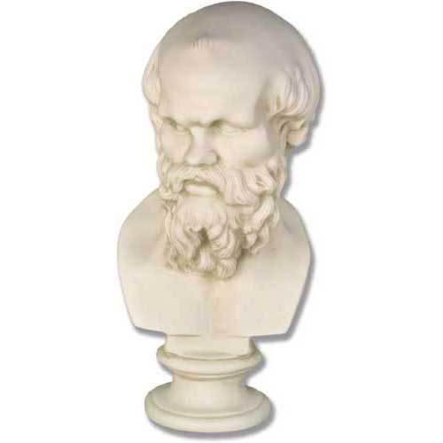 Socrates Bust 22