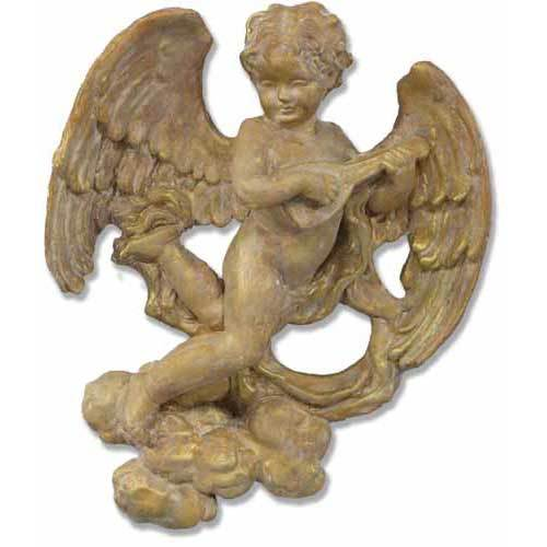Sanctuary Cherub-Lute Player