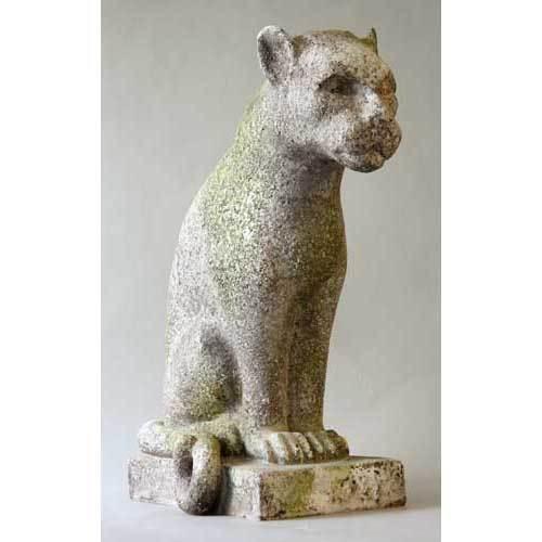 Sitting Panther 22
