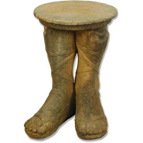 Roman Feet Table (21.5H)