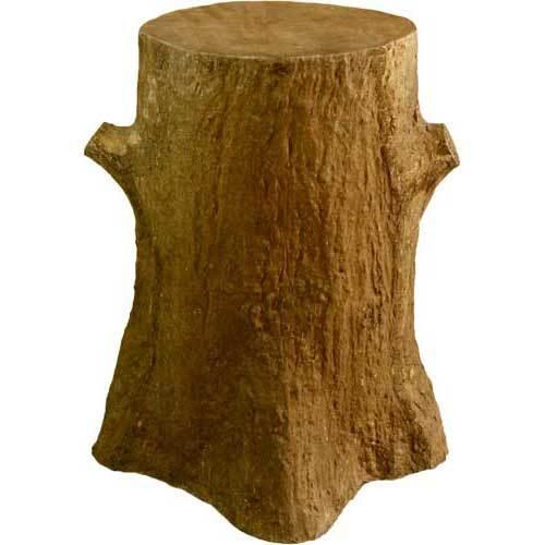 Tree Trunk Pedestal 30