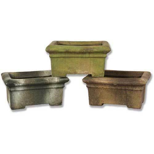 Rectangular Simple Pot