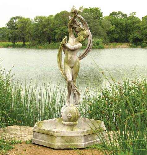 Water Venus with Fountain Bowl 70
