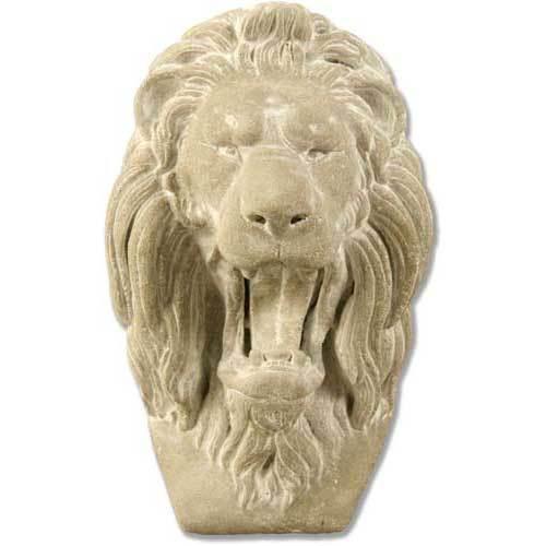 Grotesque Lion Mask 17