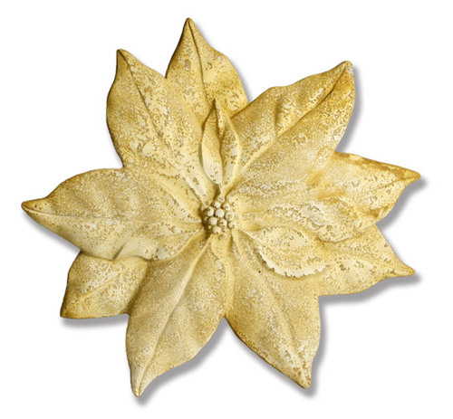 Poinsettia Plaque 25
