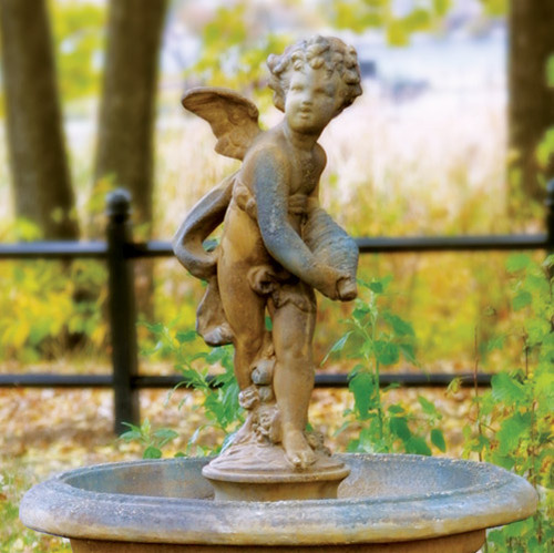 Cupid With Shell 24