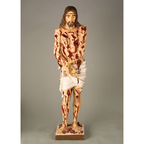 Scourged Christ 37