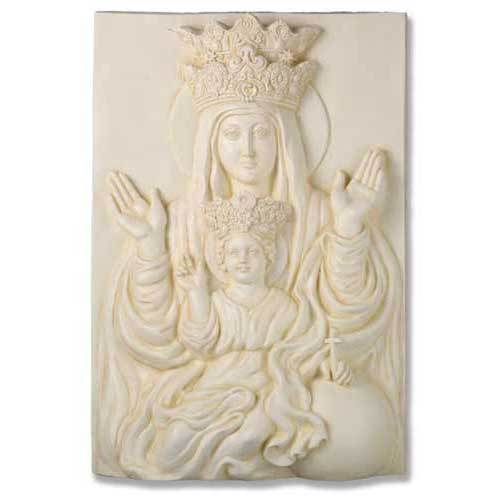 Mother & Child Plaque Rec 25