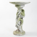 Boy of Barga Birdbath