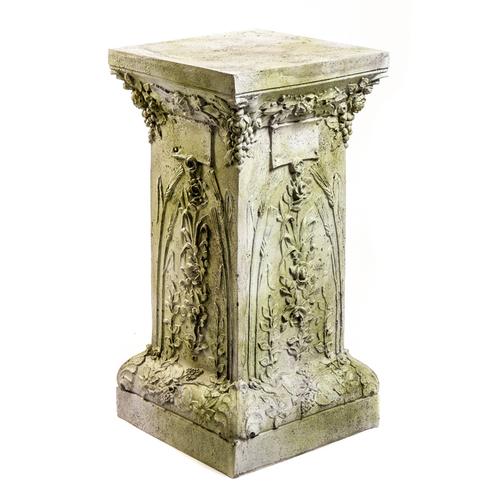 """Ivy Pedestal 37"""" H"""