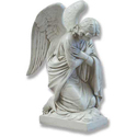 Kneeling Angel Arms Crossed