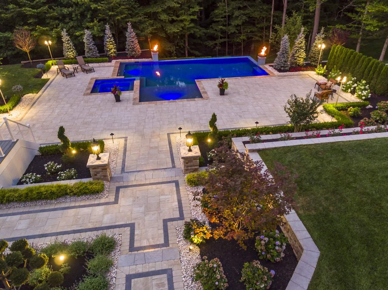 Gunite Swimming Pool Builders – Elite Landscapes