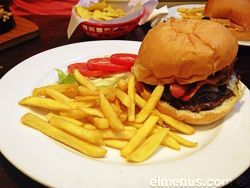 Western BBQ Bacon Cheeseburger