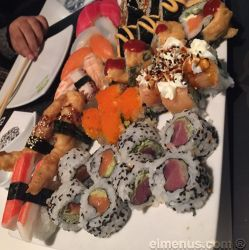 Sushi Bay Cafe Supreme Menu