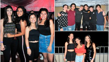 Valentine's party de la high school sampedrana