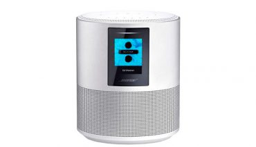 Altavoz inteligente con Amazon Alexa