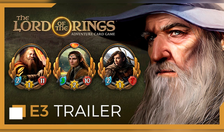 Volverás a la Tierra Media en The Lord of the Rings: Adventure Card Game