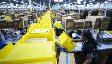 Amazon alcanza ventas récord en su