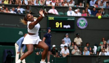Serena Williams disputará la final de Wimbledon contra Halep