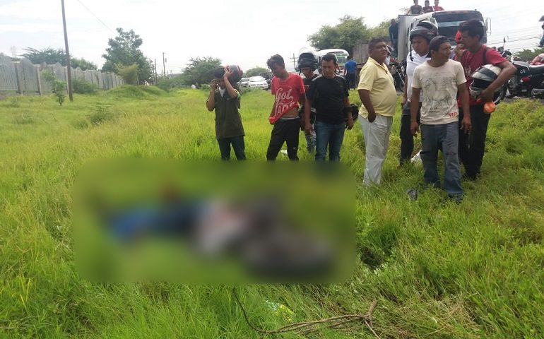 Sicarios ultiman a dos hermanos en Choluteca