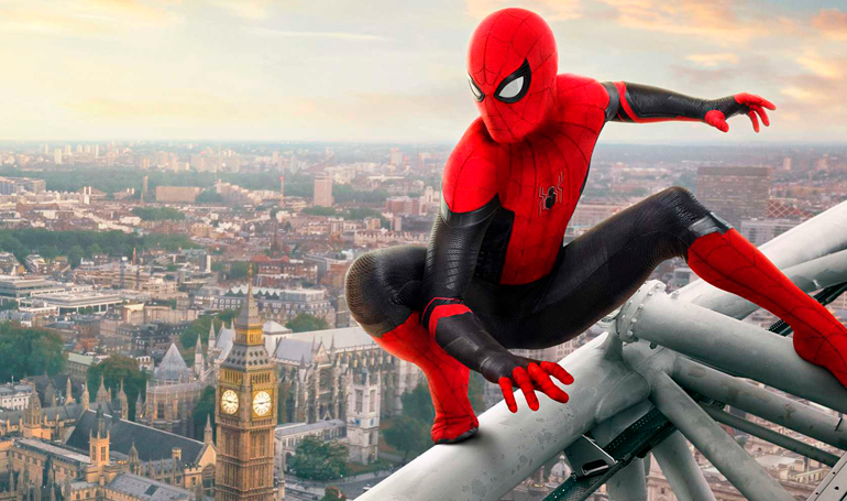 """""""Spider-Man"""" supera a """"Toy Story 4"""" en taquilla"""