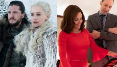 Game of Thrones y Veep compiten una última vez en los Emmy