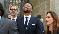 El actor estadounidense Cuba Gooding Jr. se declara no culpable de agresión sexual