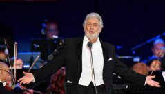 Acusado de acoso sexual, Plácido Domingo