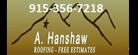 A. Hanshaw Roofing