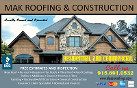 Mak Roofing & Construction