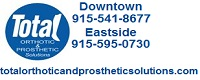 Total Orthotic & Prosthetic Solutions Inc