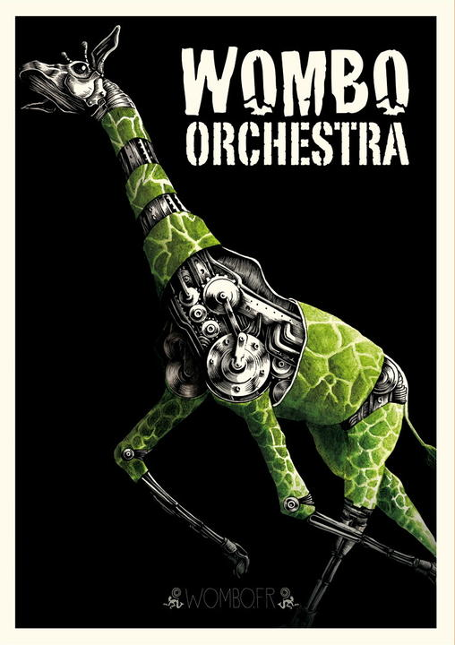 Wombo_affiche_girafe
