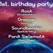 Universe_1st_birthday_party
