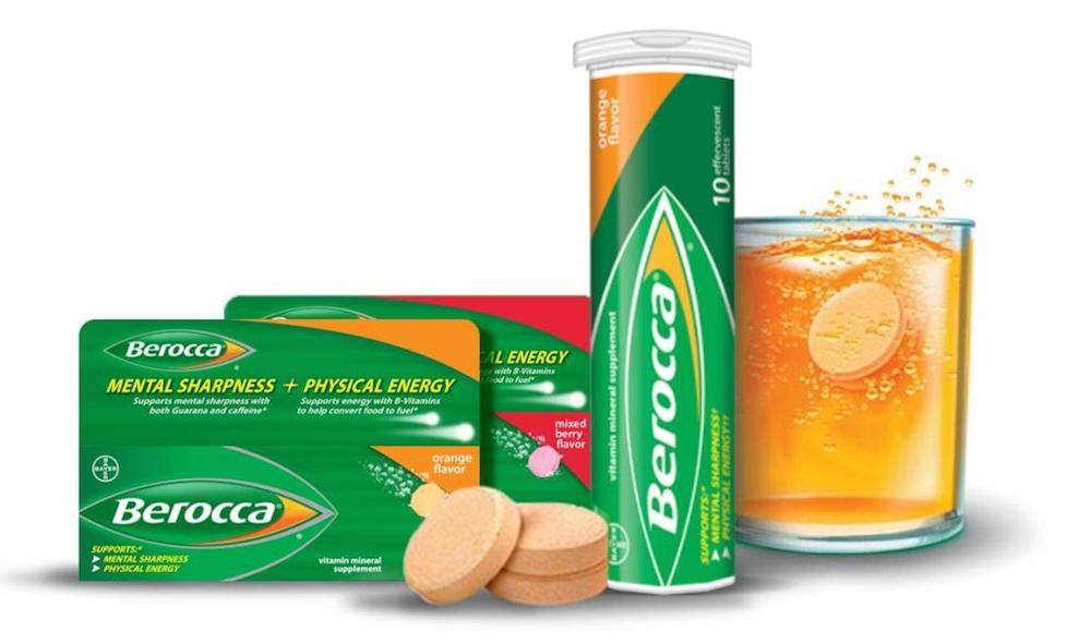 barocca vitaminer