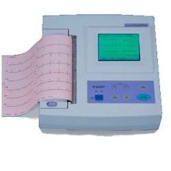 Electrocardiografo de 12 Canales con cartucho FC7404, modelo Cardimax FX-7402 Cat FUK-FX7402-2 Fukuda