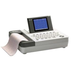 Electrocardiografo de 12 canales SE-12 Express con caminadora TrackMaster Cat. EAN-SE-12E-TM