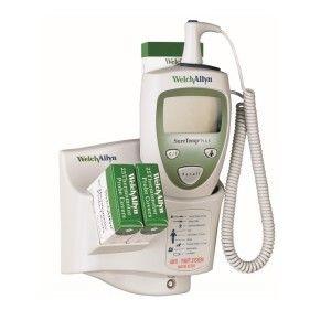 Termometro electronico SureTemp Plus 690 con montaje de pared Cat WEA-01690-500 Welch Allyn