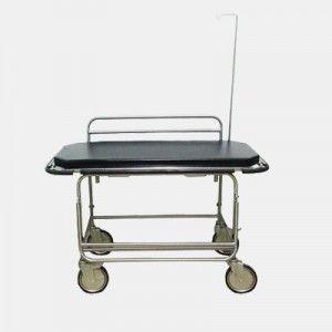 Carro camilla adulto de acero inoxidable Cat BAM-600 Bame