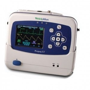 Monitor de signos vitales PROPAQ LT, ECG, SpO2, RESP, PANI, Puerto USB
